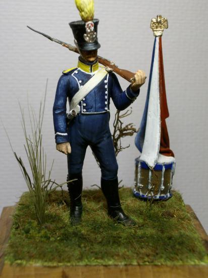 voltigeur 1812